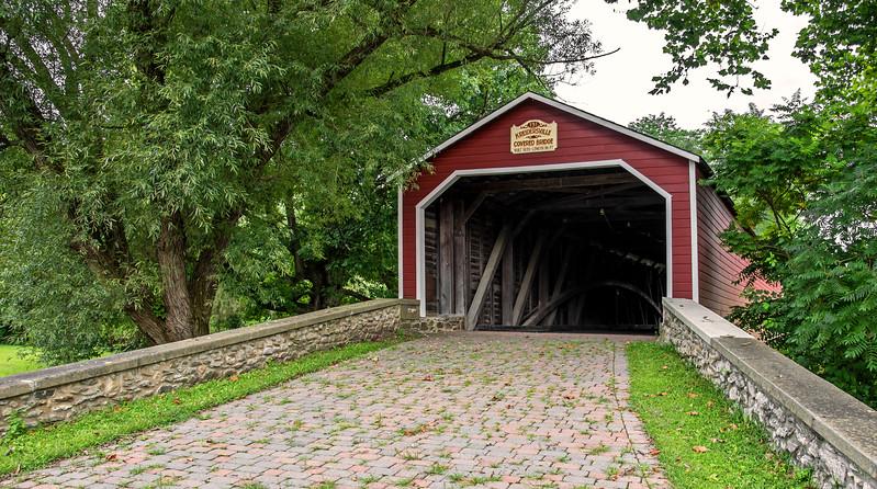 Kreidersville Bridge - Northampton County, PA - 2017