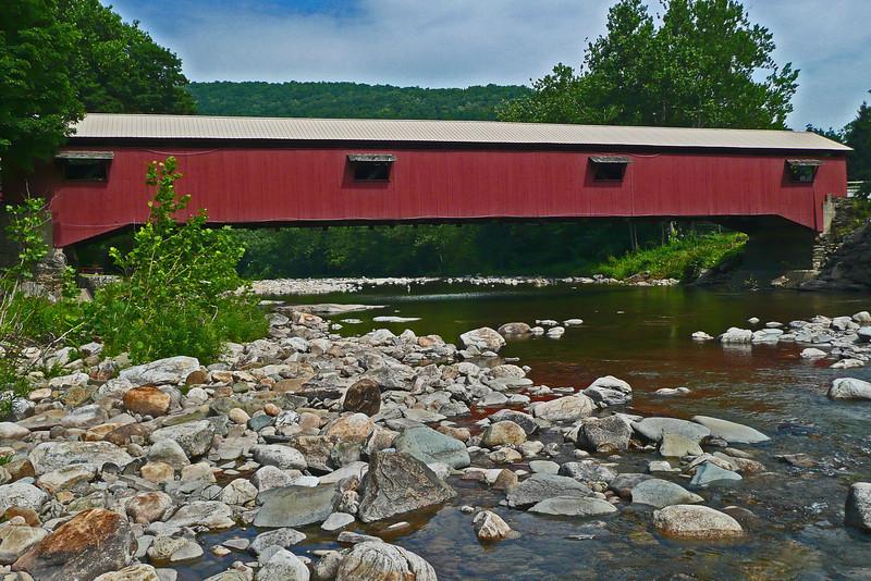 Forksville Bridge - Sullivan County, PA - 2010