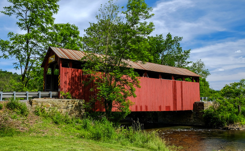 North Oriental Bridge - Juniata/Snyder Counties - 2019