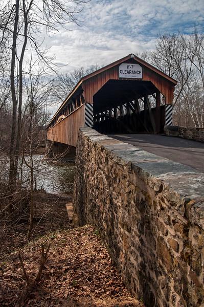 Pomeroy-Academia Bridge - Juniata County, PA - 2016