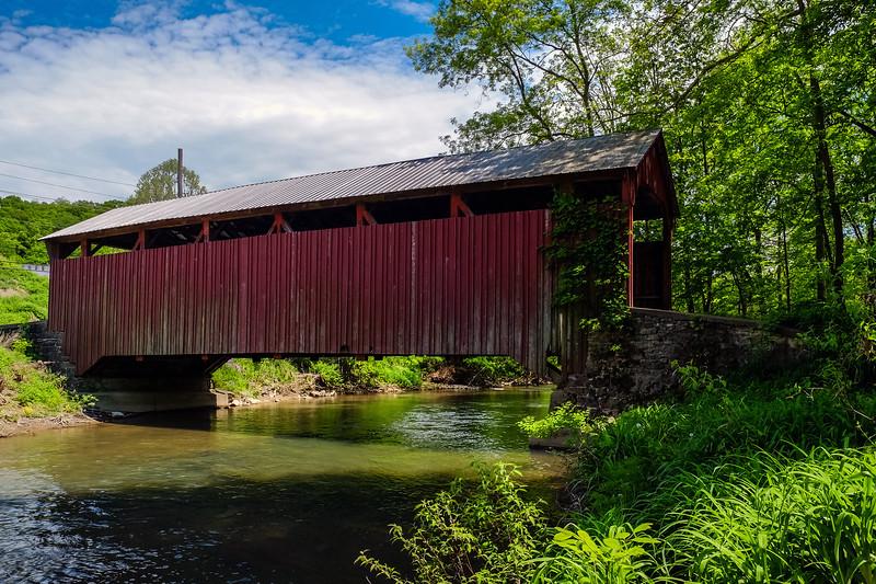 Aline Bridge - Snyder County, PA - 2019