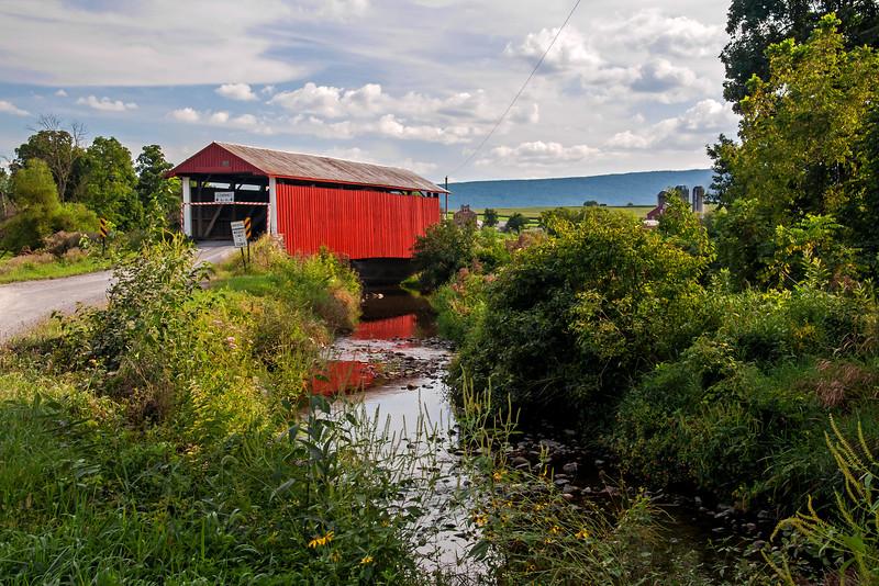 Hayes Bridge - Union County, PA - 2016