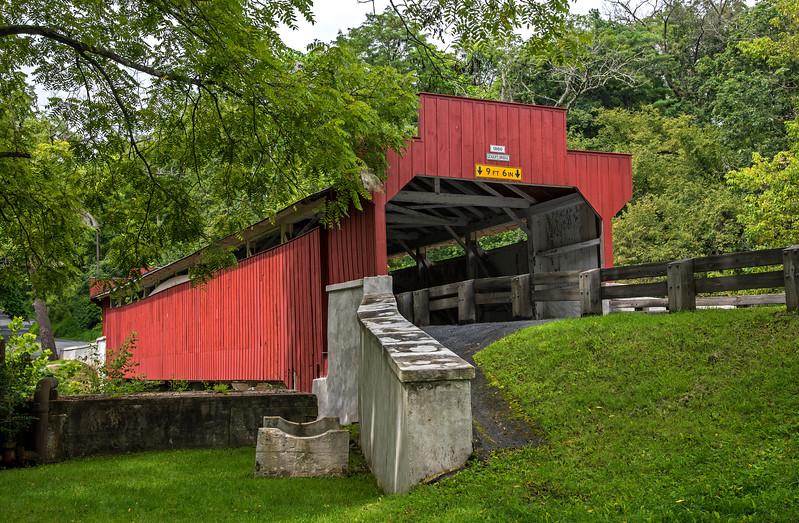 Geiger's Bridge - Lehigh County, PA - 2017