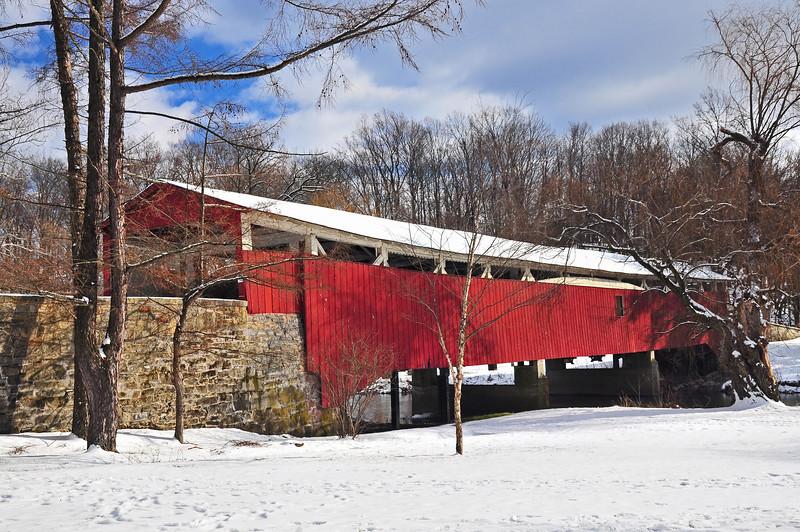 Bogert's Bridge - Lehigh County, PA - 2009