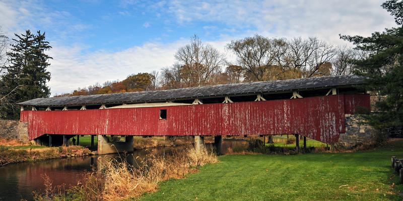 Bogert's Bridge - Lehigh County, PA - 2019