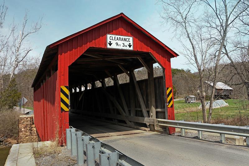 North Oriental Bridge - Juniata/Snyder Counties - 2014