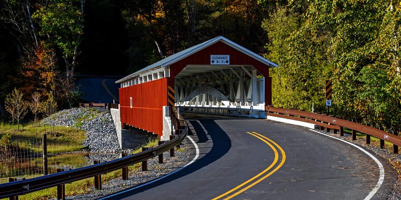 Schlicher's Bridge - Lehigh County, PA - 2014