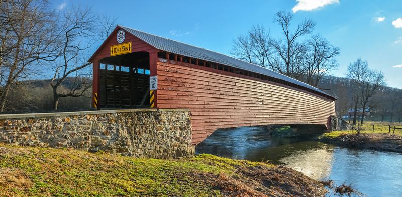 Griesemers Bridge - Berks County, PA - 2018