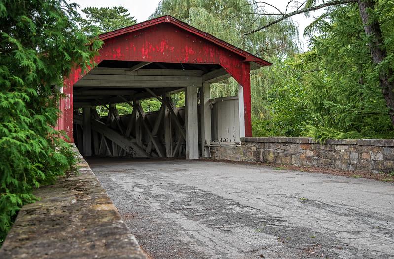 Bogert's Bridge - Lehigh County, PA - 2017