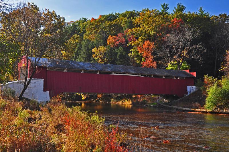 Geiger Bridge - Lehigh County, PA - 2010