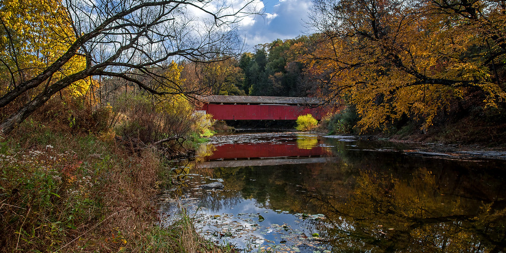 Geiger's Bridge - Lehigh County, PA - 2016