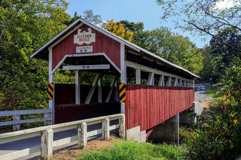 Glessner Bridge - Somerset County, PA - 2019