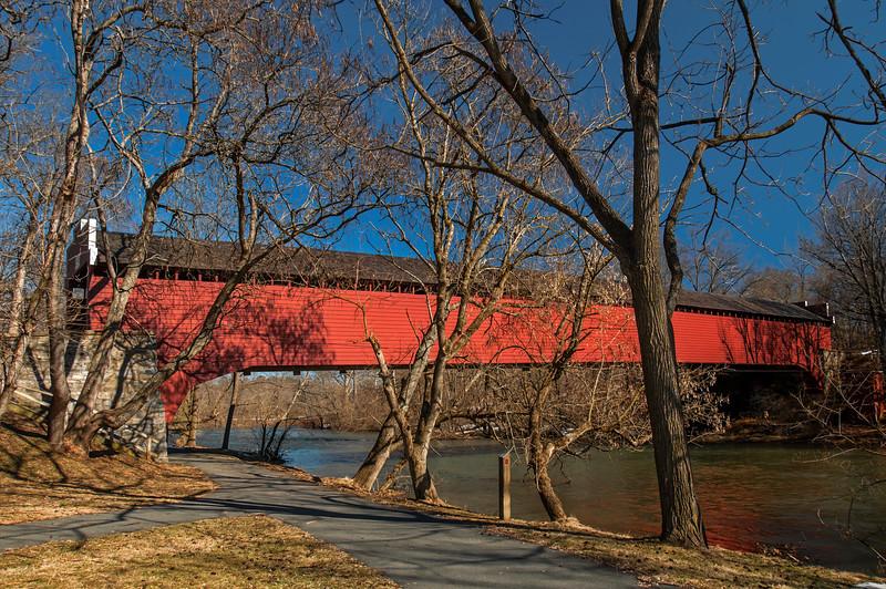 Wertz's Bridge - Berks County, PA - 2016