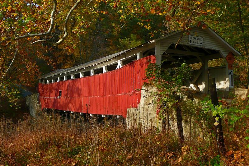 Schlicher's Bridge - Lehigh County, PA - 2008