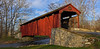 Poole Forge Covered Bridge - Churchtown, PA - 2012