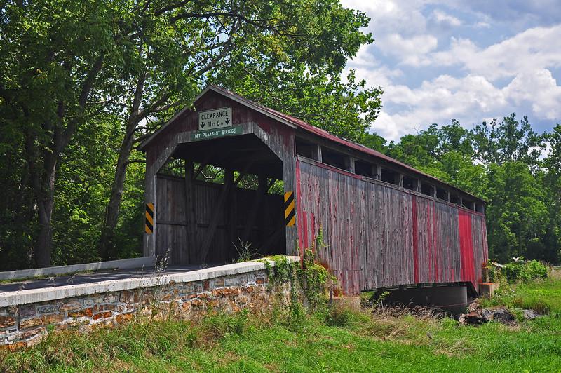 Mt. Pleasant Bridge - Perry County, PA - 2010