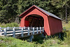 OR Fisher School Covered Bridge
