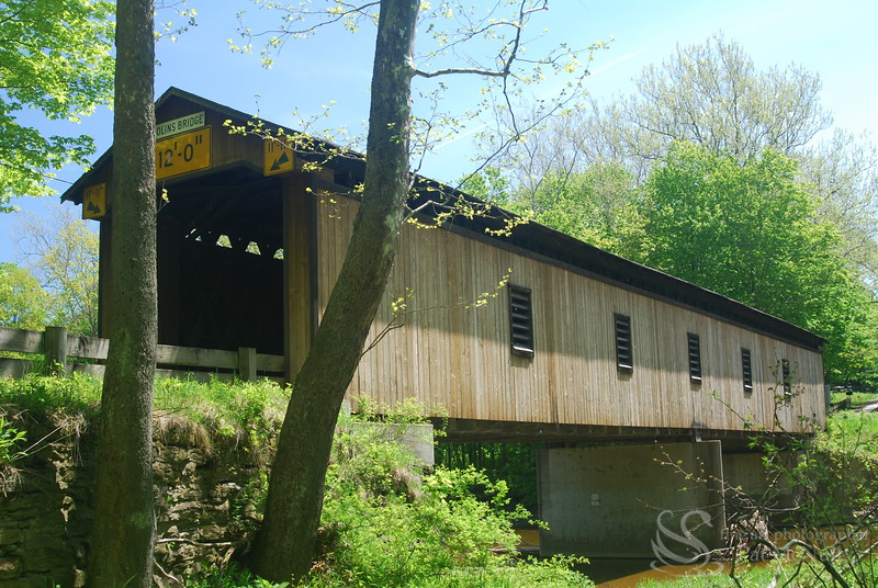 Olin Covered Bridge Picture