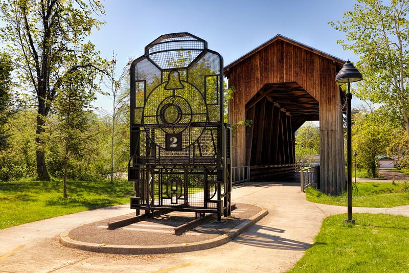 OR Chambers Covered Bridge