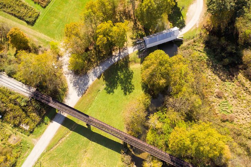 PA Whte Covered Bridge 6
