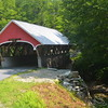 Flume Covered Bridge Picture