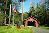 OR Drift Creek Covered Bridge