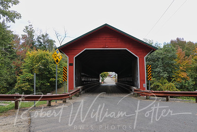 5134-Ware-Hardwick Covered Bridge, Ware, MA