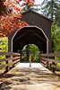 OR Pass Creek Covered Bridge