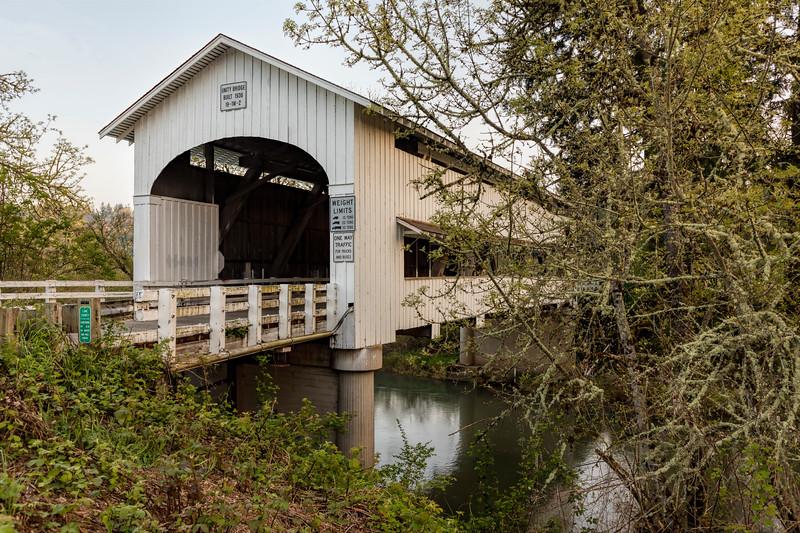 OR Unity Covered Bridge