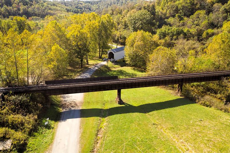 PA Whte Covered Bridge 3