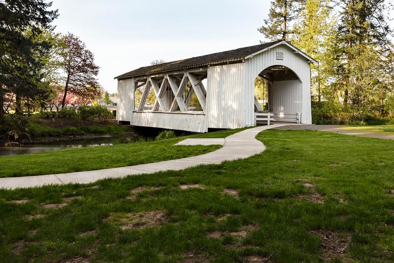 OR Jordan Covered Bridge