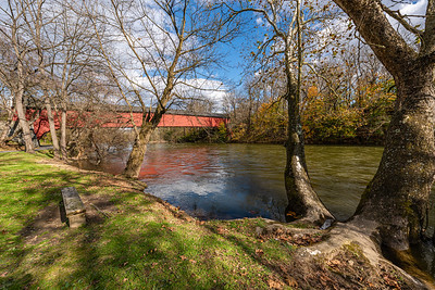 Tulpehocken Creek Wertz Covered Bridge