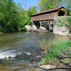 Creek Rd Covered Bridge Photo