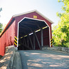 Red Covered Bridge Picture