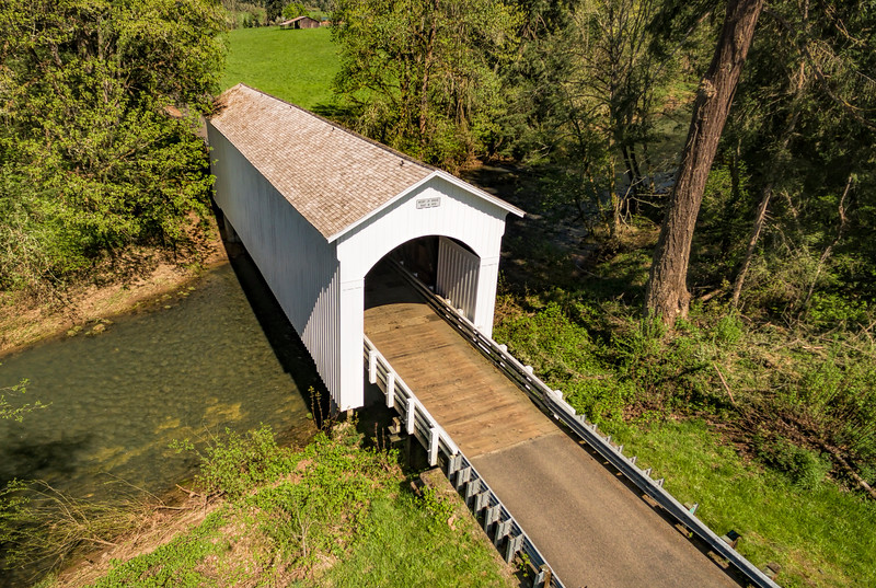 OR Mosby Creek Bridge 3