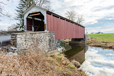 Erb's Mill Covered Bridge