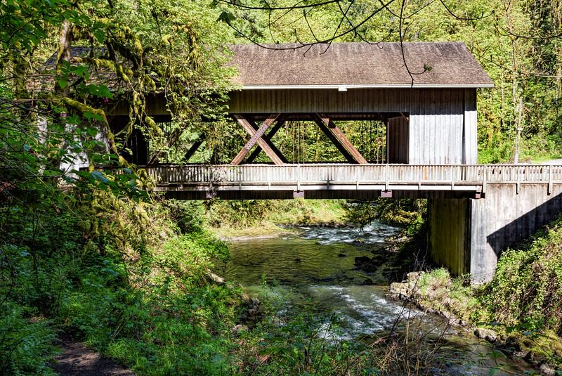 WA Cedar Creek Covered Bridge
