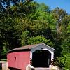 Pinetown Lancaster Covered Bridge Photo