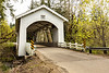 OR Hannah Covered Bridge