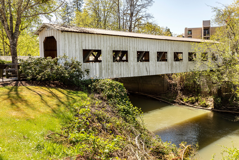 OR Centennial Covered Bridge