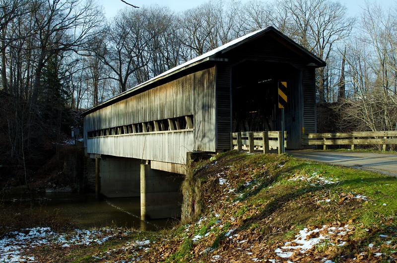 Root Rd. Bridge#2 - Ashtabula County, Oh.