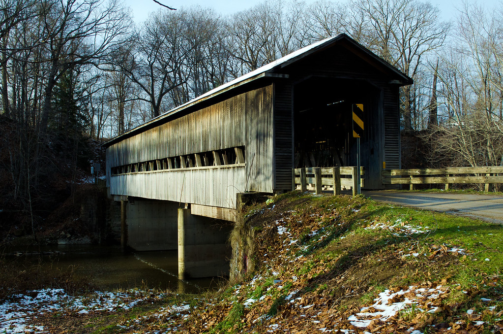 Root Rd. Bridge#2 - Ashtabula County, Oh.