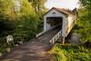 OR Gallon House Covered Bridge