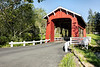CA Brookwood Covered Bridge