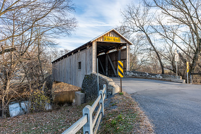 Blitzer's Mill Covered Bridge