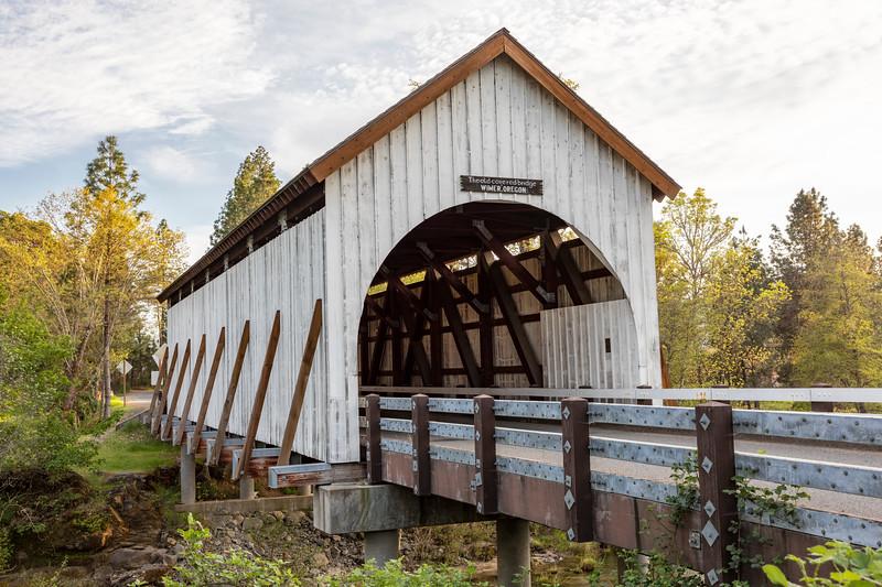 OR Wimer Covered Bridge