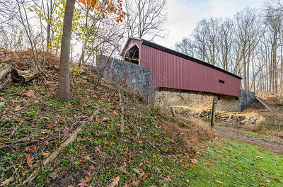 Kurtz Mill Covered Bridge