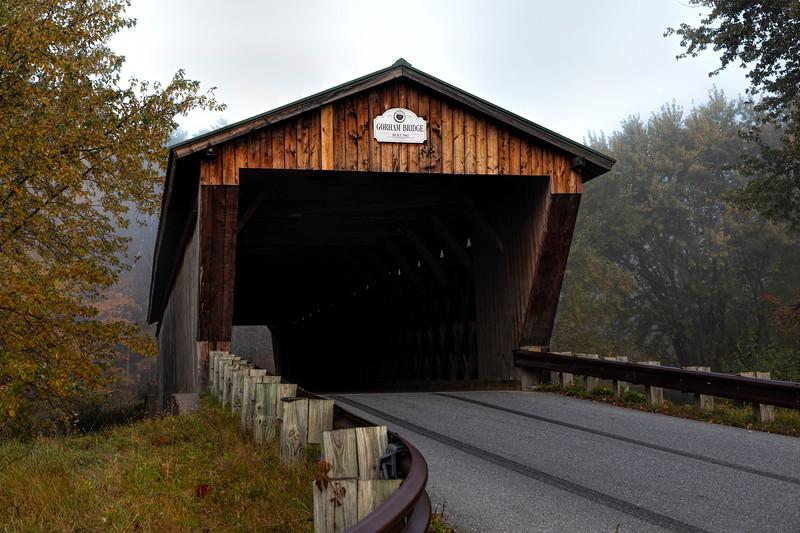 VT Gorham Covered Bridge