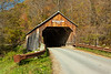 VT Cilley Covered Bridge 01