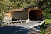CA Oregon Creek Covered Bridge